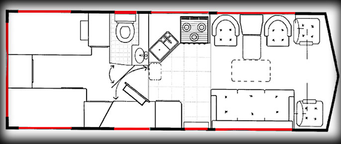 Improvefloorplan Chinook Rv Floor Plans Awesome Ideas Home Design Picture On